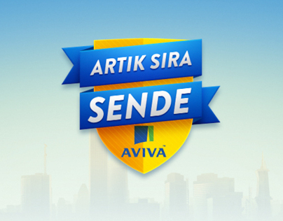 Aviva Artık Sıra Sende // Its Your Turn