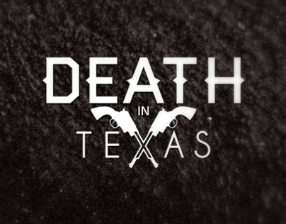 Death in Texas Logo