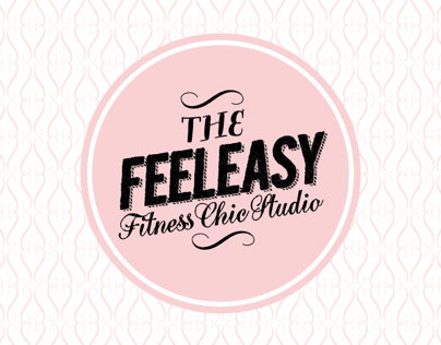 FEELEASY Yoga & Pilates Studio Brand Identity