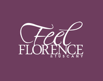 Feel Florence Tours- Corporate Identity