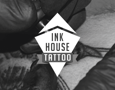 Ink House Tattoo - Rebranding