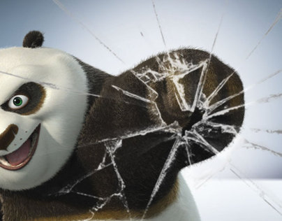 Kung Fu Panda - Wash the dirty like a Boss