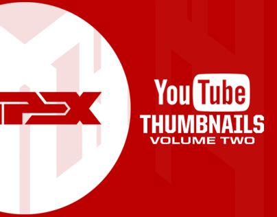 YouTube Video Thumbnails - Volume Two