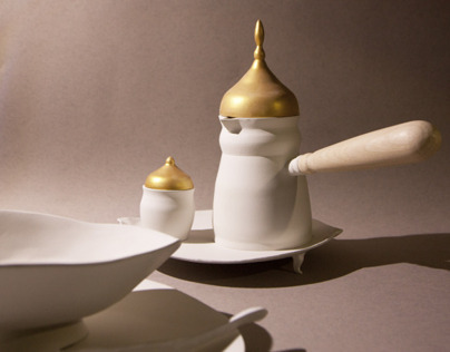 Tableware Design on Saudi Arabia