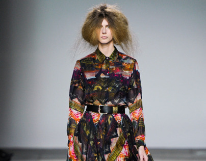 James Long Womens AW12