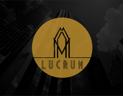 Corporate and Brand Identity Lucrum
