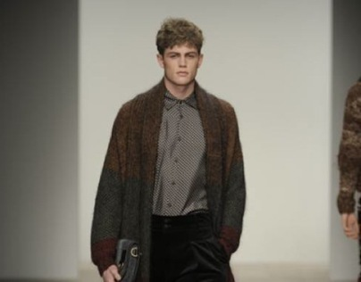 James Long Mens AW12