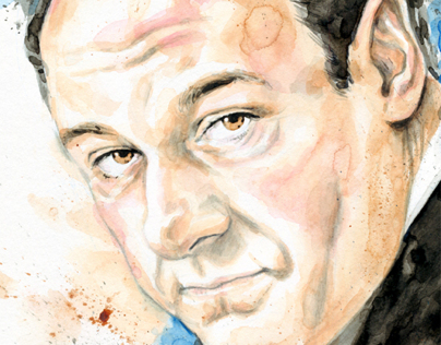Illustration - The Sopranos
