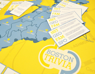 Boston Trivia Game