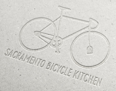 Sacramento Bicycle Kitchen Branding