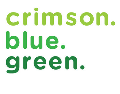 crimson.blue.green.