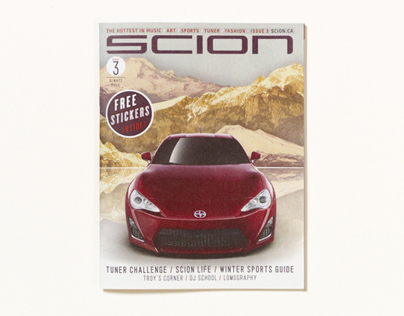 Scion Magazine - Issue #3