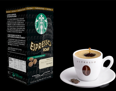 Box Redesign - Starbucks