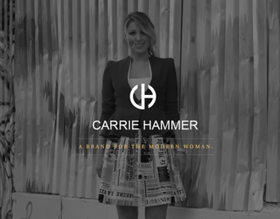 Carrie Hammer - Women Custom Apparel