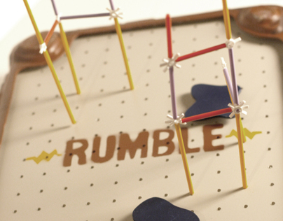 Rumble Board Game