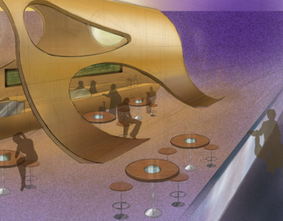Airport Cafe Design