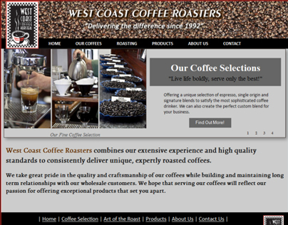 West Coast Coffee Roasters