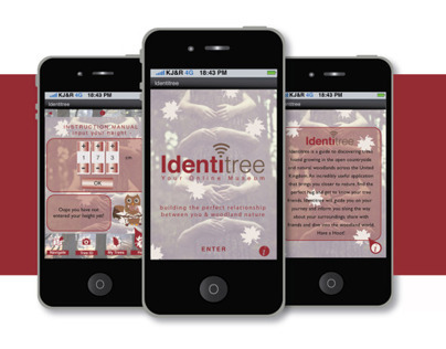 Identitree Phone App - New Media