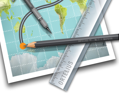 MAPDIVA: Ortelius Application Icon