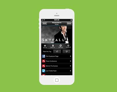 TOPTAG iOS APP