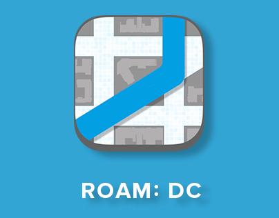 ROAM: DC / Mobile App