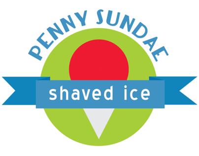 Penny Sundae Branding
