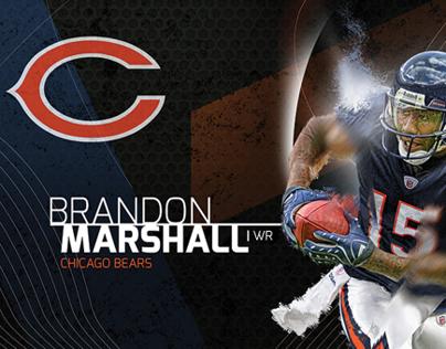 Brandon Marshall | Chicago Bears