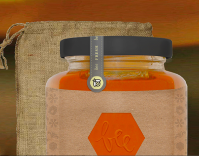Bee Brand Honey