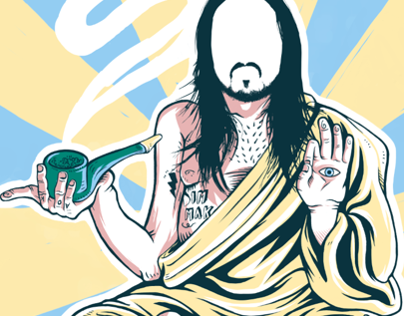 Steve Aoki Blank You Very Much