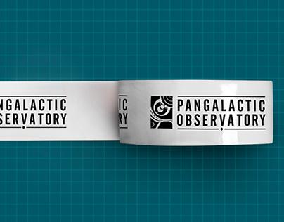 Pangalactic Observatory: Identity Design