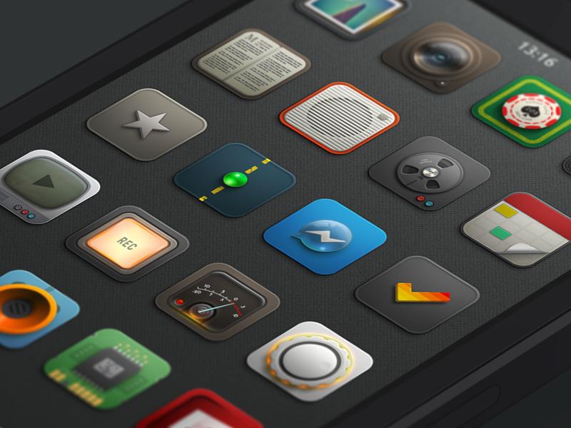 Motif for iOS