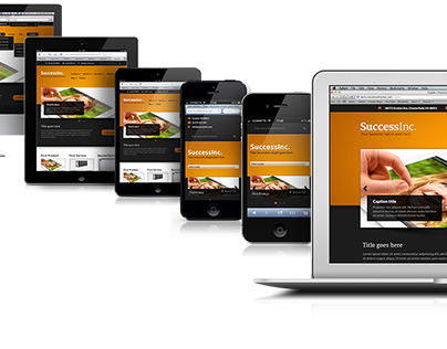 Success Inc., responsive theme for Drupal