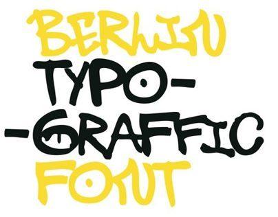 Berlin Typograffy