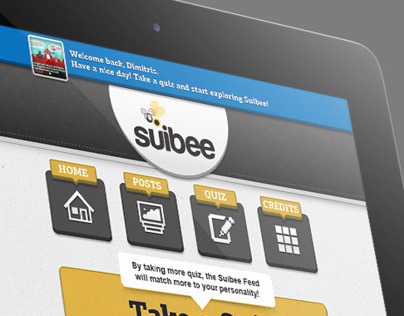 Suibee Facebook Application