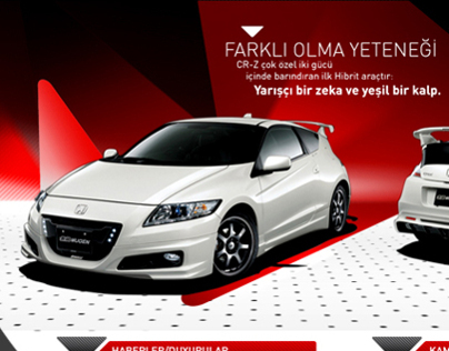 automotive company web design and iphone app. design