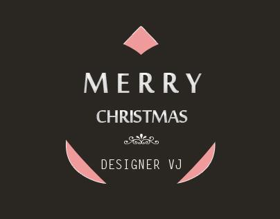 Christmas Message Design