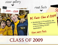 Boston College Class of 2009 Memory Vault