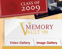 Boston College Class of 2009 Memory Vault Concept