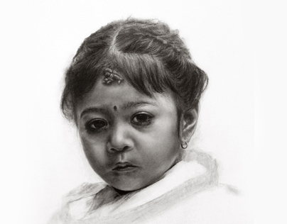 Little Newari girl