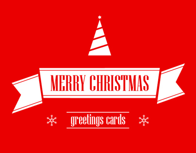 Merry Christmas | Greetings Cards