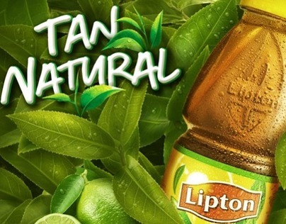 Lipton Tan Natural