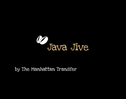 Java Jive - Kinetic Typo Motion M/V