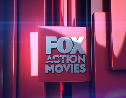 Fox Action Movies - Tv Branding