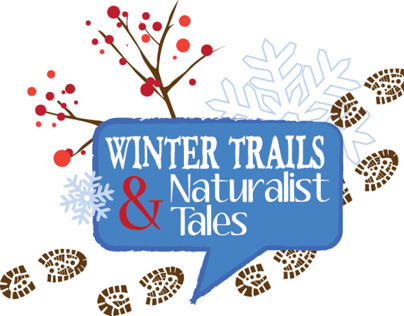 Winter Trails & Naturalist Tales Event Logo