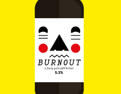 Burnout Drinks Brand Proposal