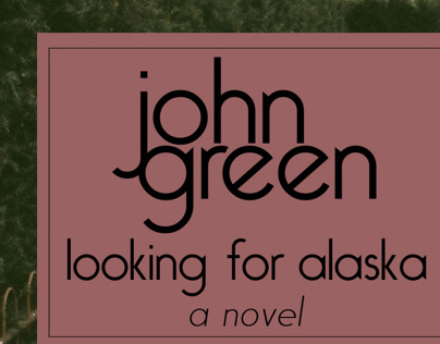 John Green Book Cover Series