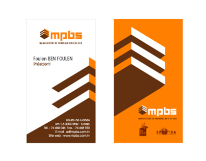 MPBS BUSINESS CARD