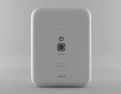 Smartphone miniX