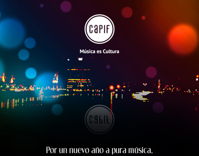 Holidays e-card (CAPIF)