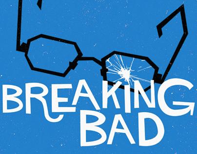 Breaking Bad Poster / BHSAD Student work